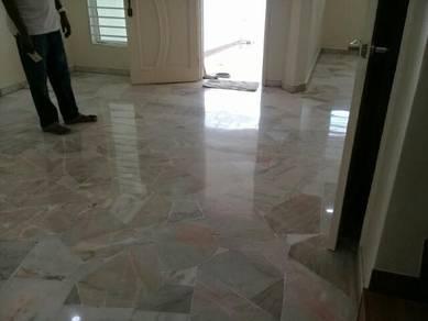 Kilat marble polishing and painting