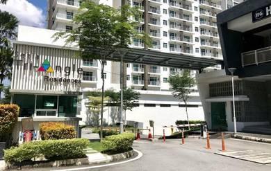 Setia Tri-angle Condominium,Bayan Lepas Pulau Pinang