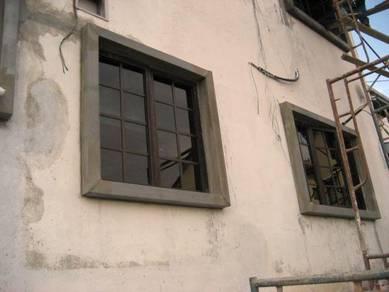 Foam Coping/Bingkai Rumah