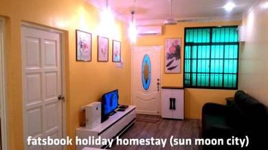 Sun Moon City Homestay Short Term Rent