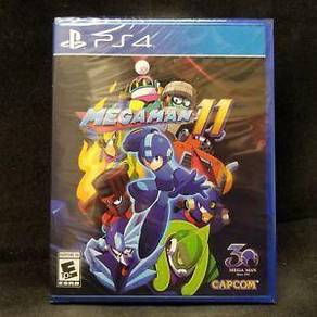 NEW AND SEALED Megaman 11 R2
