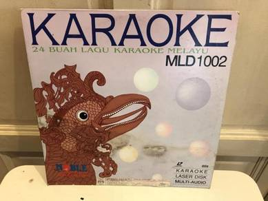 Laser Disc Karaoke Melayu