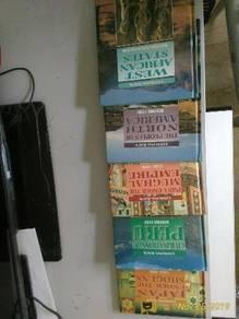 5 Books:-
