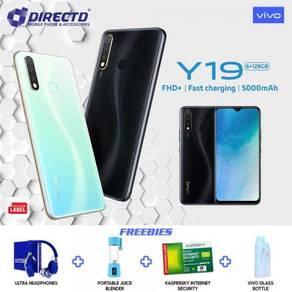 VIVO Y19 (6GB RAM | 5000 mAh BAT | TRI-Kamera BLK)