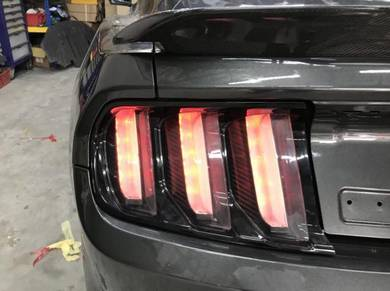 Ford Mustang Tail Lamp Modify