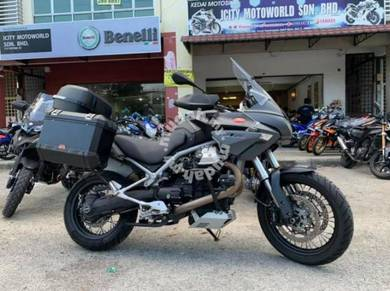 2019 MotoGuzzi Stelvio 1200 NTX ABS