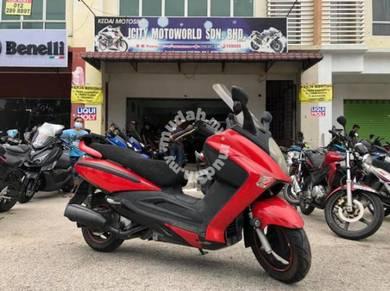 2013 SYM VTS200 Scooter