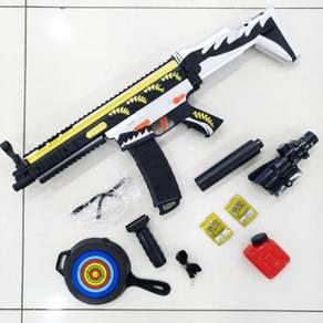 Pubg set senapang SCAR-L gun toys