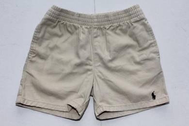 Ralph Lauren Cotton Twill Short - 2T
