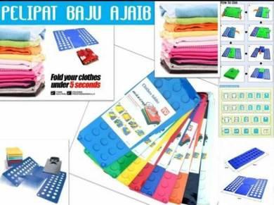 Pelipat baju folder clothes