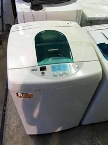 Machine Fully Washing Samsung Mesin Basuh Top auto