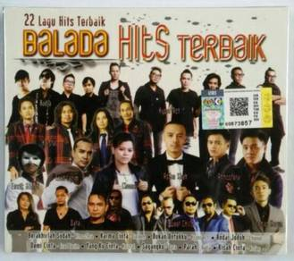 CD Balada Hits Terbaik 2CD