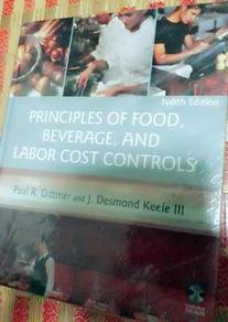 Principles Of Food, Beverage & Labor Cost Controls