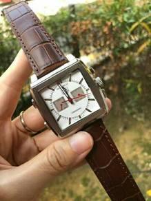 Jam tangan monaco 2face