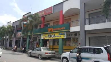 2 storey shop Anggerik Perdana, Mydin Mall, kajang