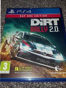 PS4 Edition - DIRT RALLY 2.0