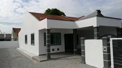 Cheap single storey ( taman sri bertam, Sungai udang, Bukit Rambai)
