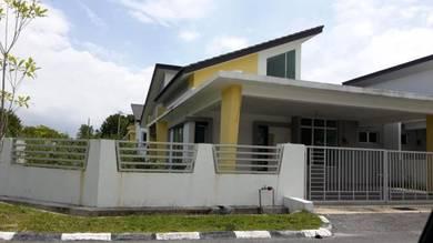 GOOD DEAL CORNER LOT 1 Storey Semi D Puteri Residence Bdr Puteri Jaya