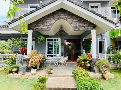 [Corner] 2 Sty Semi Detached , Kota Emerald East , Amethyst , Jasper
