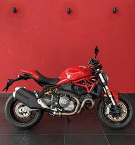Ducati Monster 821: LAST UNIT OFFER MUST GO