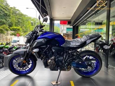 Yamaha MT 07 MT07 PROMOTION R M 3000