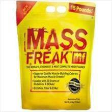 Mass freak gainer muscle /lean body protein