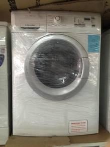 Washer Dryer Mesin Basuh Recon Washing Auto Combo