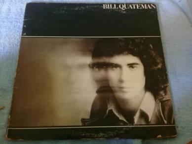 119 Piring hitam LP BILL QUATEMAN