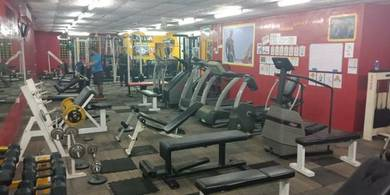 Gym fitness canter