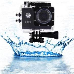 1080p FHD action camera