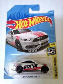 Hot Wheels 2018 - 2015 FORD MUSTANG GT (RECOLOR)