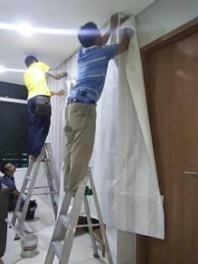 PASANGKAN WALLPAPER ANDA l kertas dinding