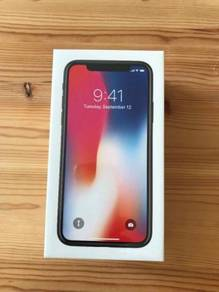 Original Apple iPhone X Max 256GB Silver