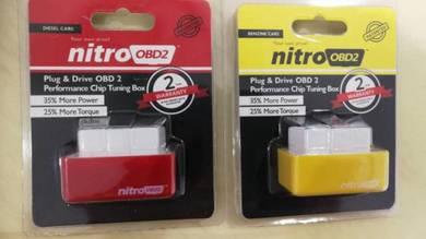 Nitro OB2 For Diesel and Petrol car