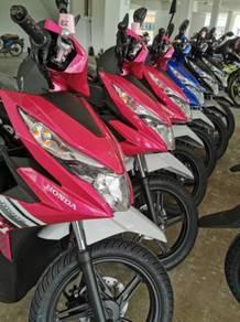 Honda beat 110 cc lelong kaw kaw merdeka sales