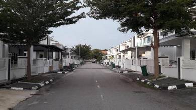 BEST PRICE BELOW MV GATED GUARDED 2 Sty Semi D PERDANA HEIGHTS LOT 88