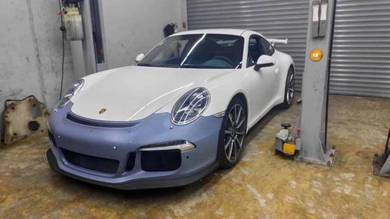 Porsche 911 GT3 Design Front Bumper Conversion