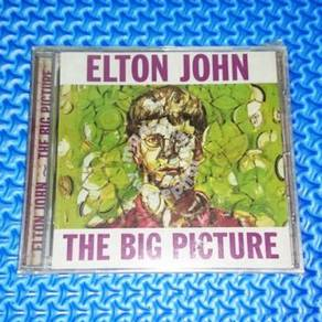 Elton John - The Big Picture [1997] Audio CD