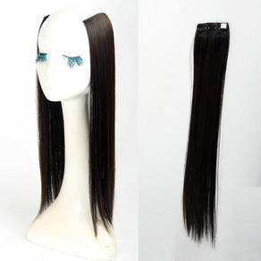 Hair Piece Invisible Pad Long Piece Wig LM601