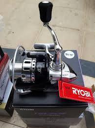 Ryobi Tresor 1000 ~ 4000 Fishing Reel [ JAPAN ]