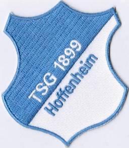 Bundesliga TSG 1899 Hoffenheim Football Patch