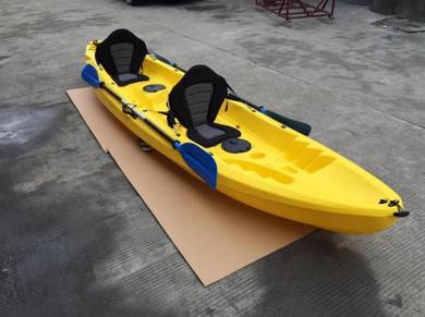 ROUGH SEA FAMILY KAYAK (2adult+1kid)