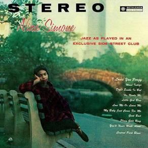 Nina Simone Little Girl Blue 200g 45rpm 2LP