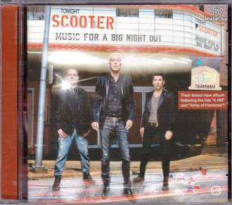 SCOOTER Music For A Big Night Out Bonus Tracks