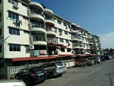 Apartment Pangsapuri Garden City ,Melaka Raya Bandar Hilir Melaka