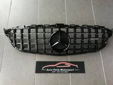 Mercedes Benz W205 GT Grill Grille