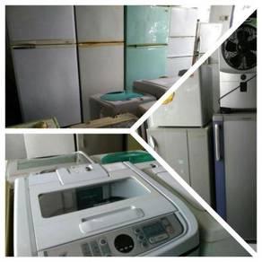 Repairing Fridge and Washing Machine