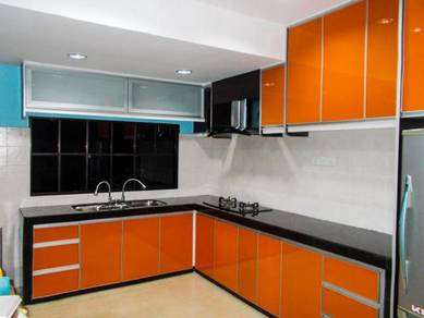 Kitchen cabinet/wardrobe;hillpark puncak alam 3
