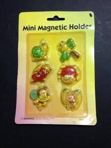 Mini Magnetic Holder - 6 Magnets