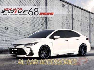 Toyota altis 20 drive68 drive 68 bodykit body kit